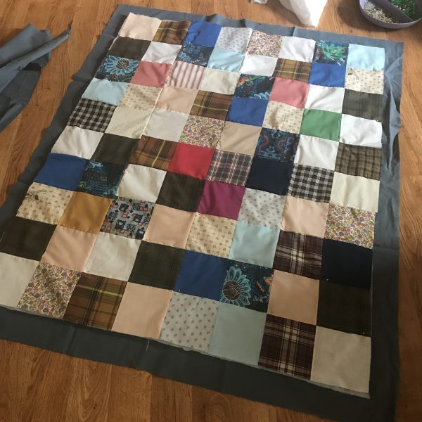 Scrappy Patch Quilt