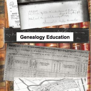 Genealogy Courses